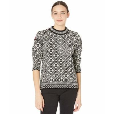 ダールオブノルウェイ ニット&セーター アウター レディース Bjory Sweater Black/Off-White/Raspberry
