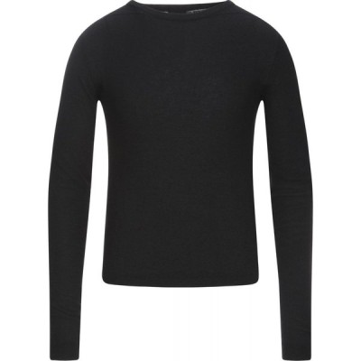 リック オウエンス RICK OWENS メンズ ニット・セーター トップス cashmere blend Black