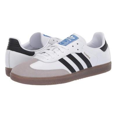 アディダス オリジナルス Samba OG メンズ スニーカー 靴 シューズ Footwear White/Core Black/Clear Granite