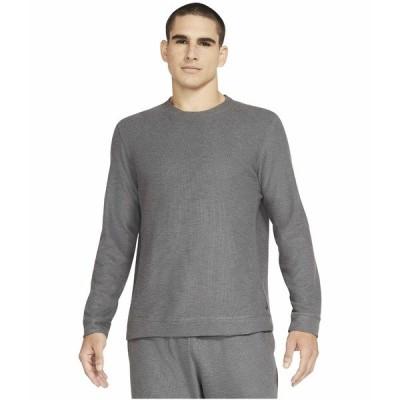 ナイキ パーカー・スウェットシャツ アウター メンズ Big & Tall Dry Fleece Core Yoga Iron Grey/Black