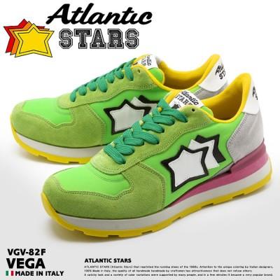 アトランティックスターズ ATLANTIC STARS スニーカー ベガ VGV-82F レディース シューズ 靴