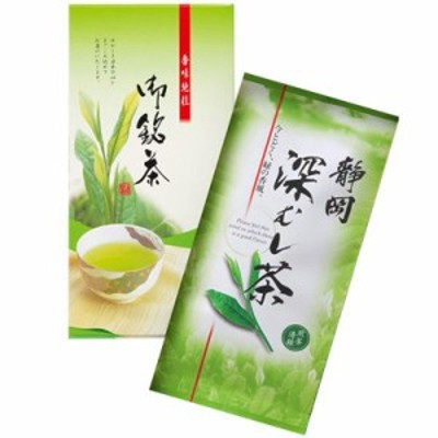 三盛物産 FMA-15 静岡銘茶 深むし茶 [煎茶清緑80g] (FMA15)