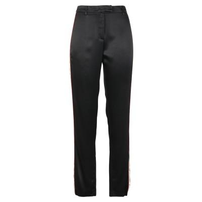 SOALLURE パンツ ブラック 40 レーヨン 100% パンツ