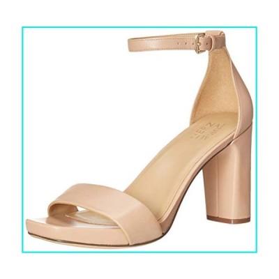 Naturalizer Women's Joy Heeled Sandals, Barely Nude Leather, 7 M (B)【並行輸入品】
