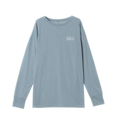 tシャツ Tシャツ SUN LIGHT/ロキシー 半袖 Tシャツ フィットネス ジム ヨガ ランニング ルームウェア・ワンマイルウェアにも