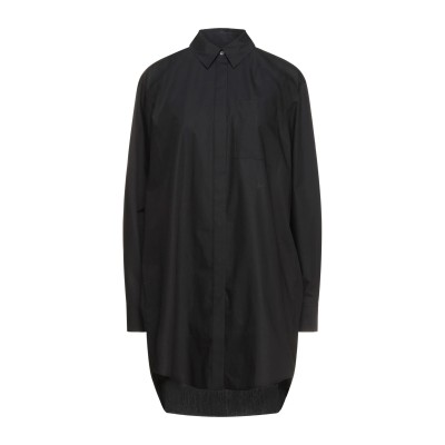 カールラガーフェルド KARL LAGERFELD シャツ ブラック 40 コットン 100% シャツ