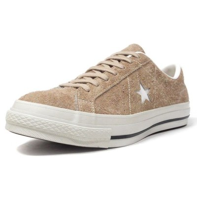 """CONVERSE ONE STAR J SUEDE """"made in JAPAN"""" L.BGE/WHT/BLK/O.WHT (35200080)"""