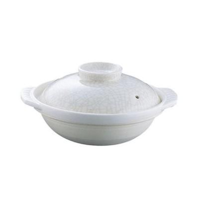 貫入 土鍋  S-508 8号  土鍋
