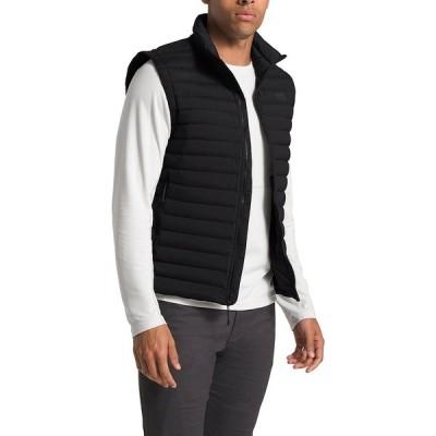 ノースフェイス メンズ ジャケット&ブルゾン アウター Slim Fit Stretch Packable Down Vest TNF Black