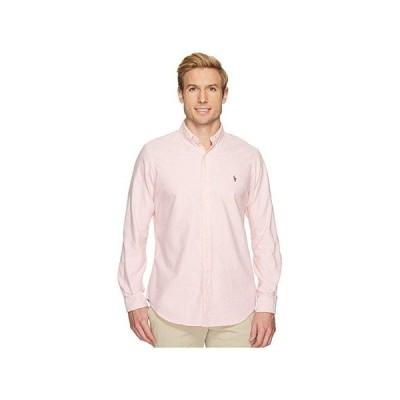 ポロ・ラルフローレン Classic Fit Oxford Shirt メンズ シャツ トップス Pink