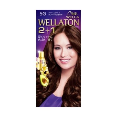 ウエラ(WELLA) ウエラトーン ツープラスワン(2+1) クリーム 5G ( 4056800250974 )