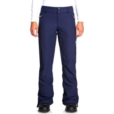 ロキシー Roxy レディース スキー・スノーボード ボトムス・パンツ Cabin Snowboard Pants Medieval Blue
