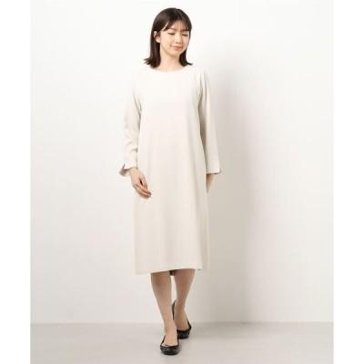 ドレス 【KATHARINE ROSS】●結婚式 ジョーゼットバックプリーツドレス