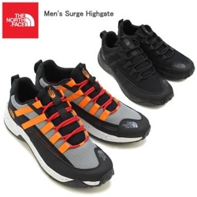 ザ・ノース フェイス(THE NORTH FACE) Mens Trail Escape Crest Hiking Shoes トレイル エスケープ クレスト ハイキング シューズ[BB]