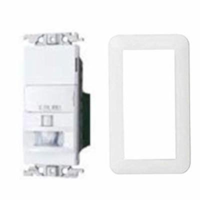 パナソニック配線器具(Panasonic) コスモシリーズワイド21[壁取付]熱線セン(未使用品)