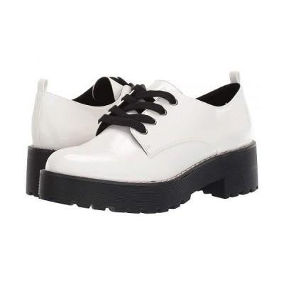 Dirty Laundry ダーティーランドリー レディース 女性用 シューズ 靴 オックスフォード ビジネスシューズ 通勤靴 Melodies - White Patent