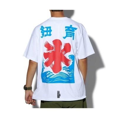 tシャツ Tシャツ CHARI&CO SHAVED ICE FLAG PKT TEE Tシャツ