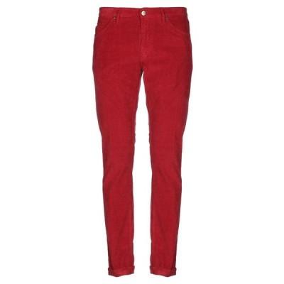 PT Torino 5ポケットパンツ ファッション  メンズファッション  ボトムス、パンツ  その他ボトムス、パンツ レンガ
