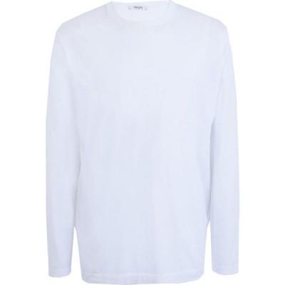 カングラ カシミア KANGRA CASHMERE メンズ ニット・セーター トップス sweater White