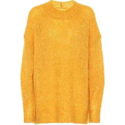 イザベル マラン Isabel Marant レディース ニット・セーター トップス idol mohair-blend sweater Yellow