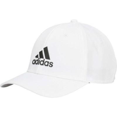 アディダス 帽子 アクセサリー メンズ adidas Men's A-Stretch Badge of Sport Tour Heather Golf Hat White