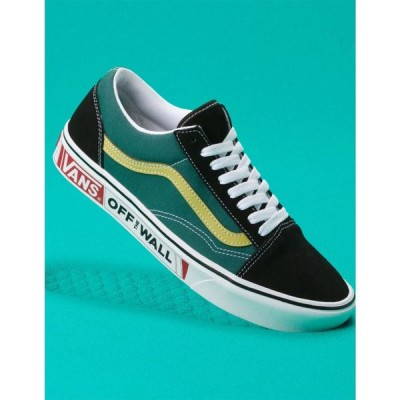 ヴァンズ VANS レディース スニーカー シューズ・靴 Future Standard ComfyCush Old Skool Shoes BLACK/TRUE WHITE