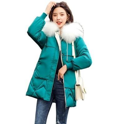コート レディース フード付き シルエット 中綿コート ジャケット  防寒 カジュアル 細身