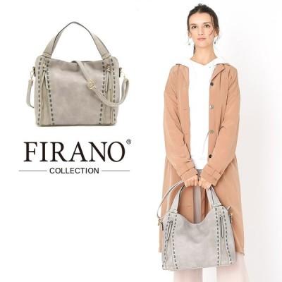 デザインファスナーバッグ 吉高由里子さんタイアップ掲載商品 レディース FIRANO フィラノ 401210
