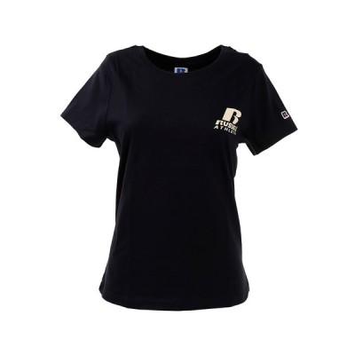 ラッセル(RUSSELL) Tシャツ レディース 半袖 BD ロゴ RBL20S1016 NVY (Lady's)