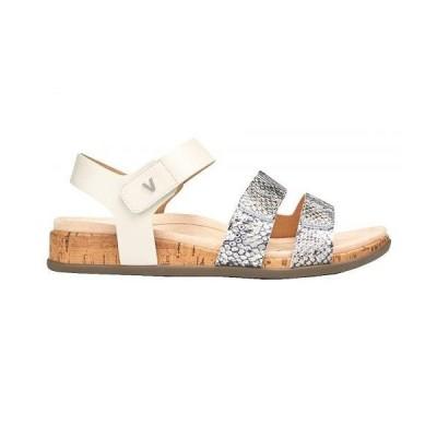 VIONIC バイオニック レディース 女性用 シューズ 靴 サンダル Colleen - Cream Boa