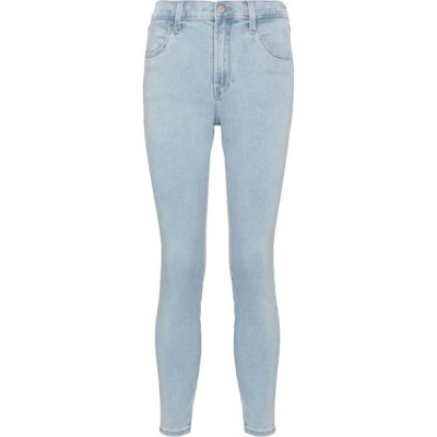 ジェイ ブランド J Brand レディース ジーンズ・デニム クロップド スキニー ボトムス・パンツ alana high-rise cropped skinny jeans Reverie