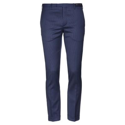 ピーティーゼロウーノ PT01 パンツ ブルー 48 バージンウール 80% / コットン 18% / ポリウレタン 2% パンツ