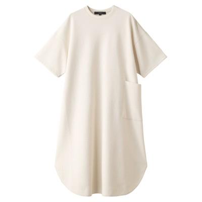 FLORENT フローレント ブークレイダブルフェイスロングシャツ レディース オフホワイト 1