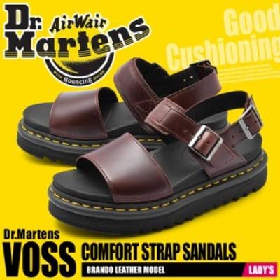 ドクターマーチン サンダル レディース ヴォス VOSS 23804211 靴 ストラップ ベルト カジュアル Dr.MARTENS