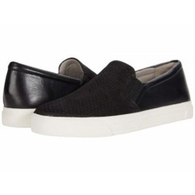 Naturalizer ナチュラライザー レディース 女性用 シューズ 靴 スニーカー 運動靴 Aileen Black Leather【送料無料】
