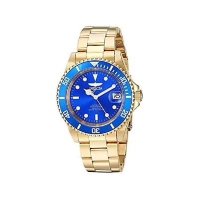 特別価格Invicta Men's 24763 Pro Diver Automatic 3 Hand Blue Dial Watch好評販売中