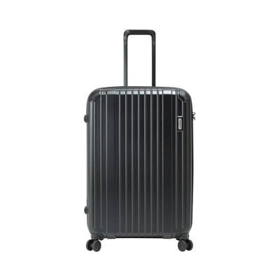 【カバンのセレクション】 バーマス ヘリテージ スーツケース Lサイズ 91L ストッパー付き USBポート 軽量 BERMAS 60492 ユニセックス ブラック フリー Bag&Luggage SELECTION