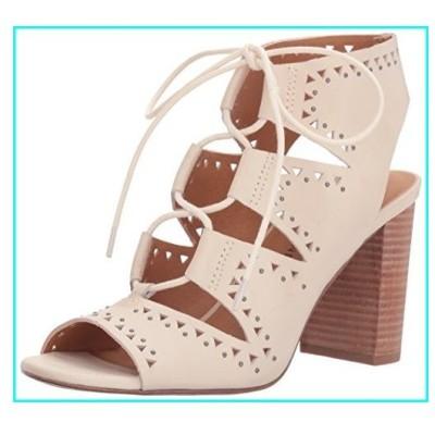 [Lucky Brand] Women's Tafia Wedge Sandal, Sandshell, Size 9.5