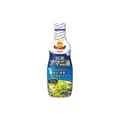 日清オイリオ アマニ油 320g×6個