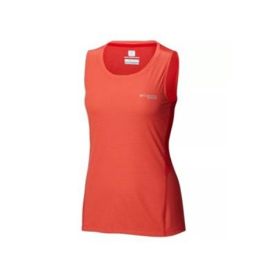 Columbia/Women's Titan Ultra II Sleeveless/Orange