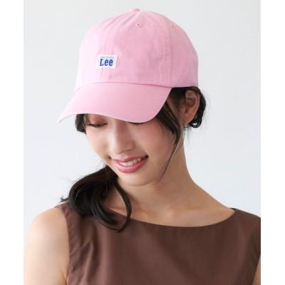 OVERRIDE / 【Lee】 LOW CAP COTTON TWILL/【リー】 ロウ キャップ コットン ツイル オーバーライド MEN 帽子 > キャップ