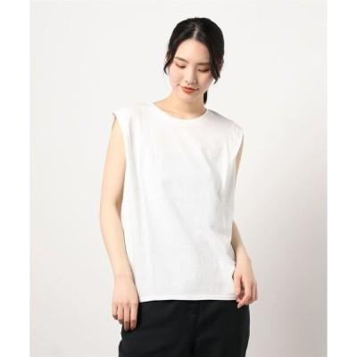tシャツ Tシャツ ノースリバックロゴT