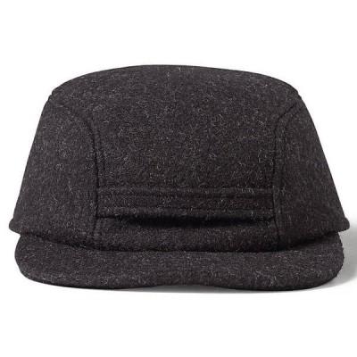 フィルソン 帽子 メンズ アクセサリー Filson Mackinaw Cap Charcoal