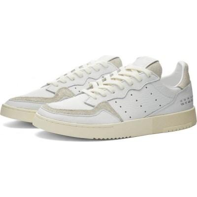 アディダス Adidas メンズ スニーカー シューズ・靴 supercourt White/Off White