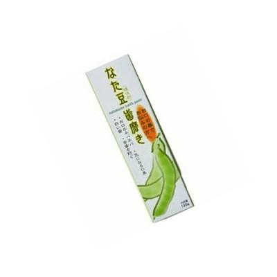 メール便のみ送料無料 モルゲンロート なた豆歯磨き 120g 歯磨き粉 4571357388005