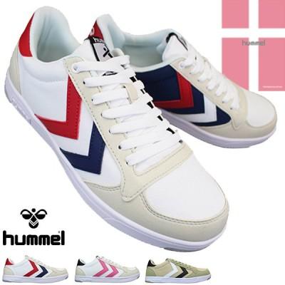 ヒュンメル HUMMEL 210901 スタディール ライトキャンバス STADIL LIGHT CANVAS JAPAN SMU レディース スニーカー シューズ 靴 紐靴