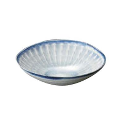小鉢 和食器 / 波紋平鉢 寸法:14 x 4cm