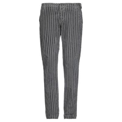 ENTRE AMIS チノパンツ  メンズファッション  ボトムス、パンツ  チノパン 鉛色
