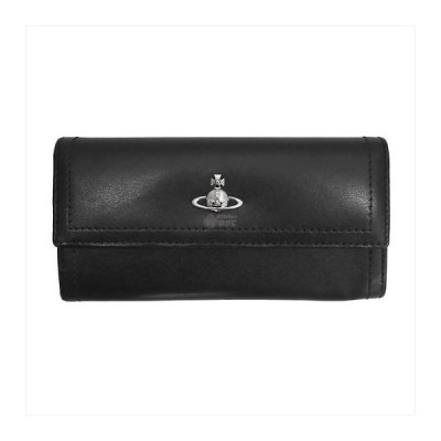 Vivienne Westwood ヴィヴィアンウエストウッド CAMBRIDGE 長財布 51060022 BLACK 18SS BLACK