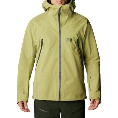 マウンテンハードウェア メンズ ジャケット&ブルゾン アウター Mountain Hardwear Boundary Ridge GORE-TEX 3L Jacket Fatigue Green